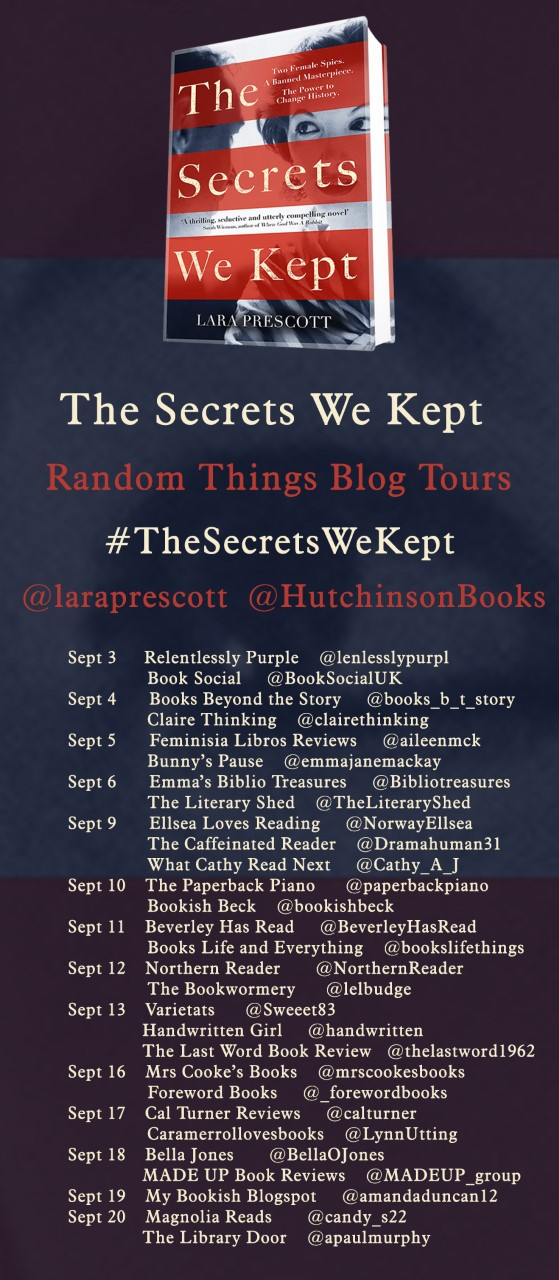 FINAL The Secrets We Kept BT Poster