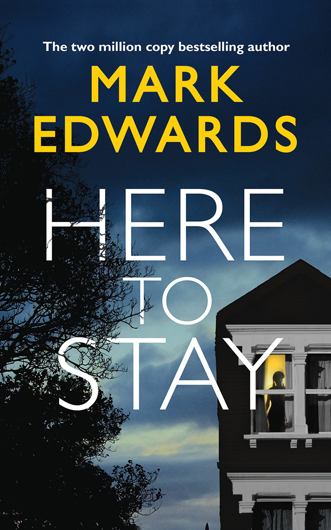 Here To Stay Book Jacket