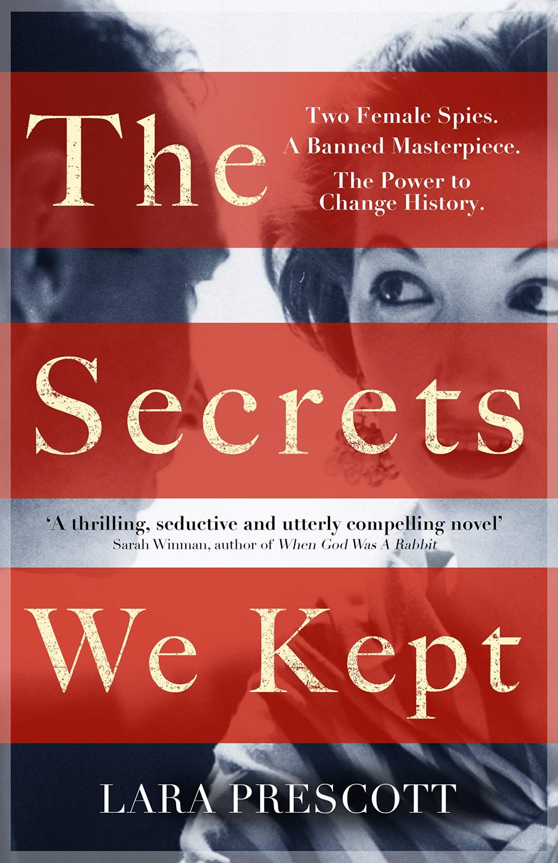 The Secrets We Kept Cover