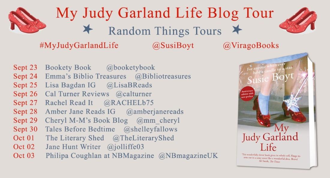 FINAL My Judy Garland BT Poster