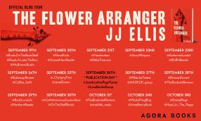 The Flower Arranger Blog Tour Social