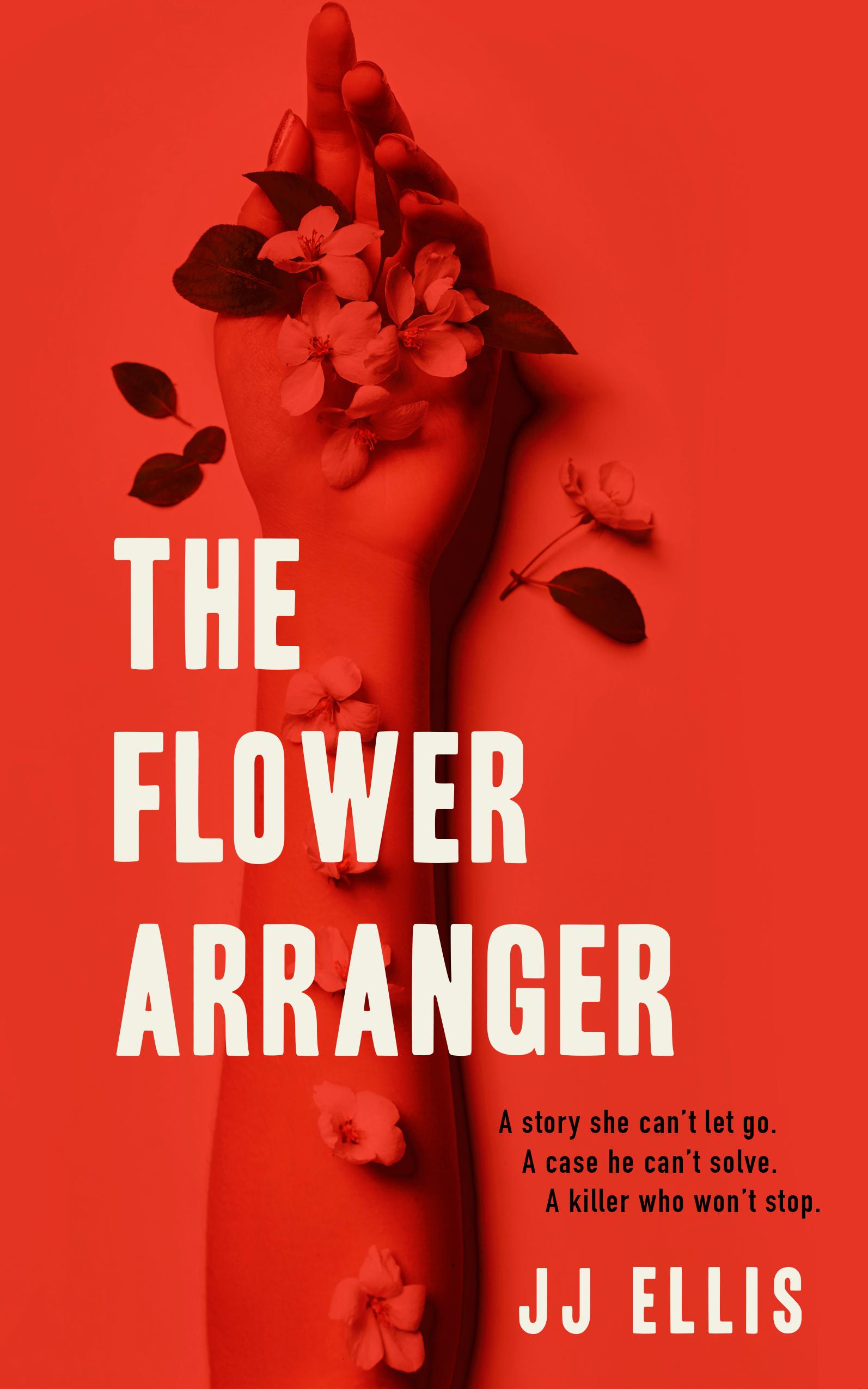 The Flower Arranger Cover