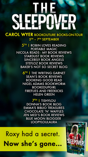 The Sleepover - Blog Tour