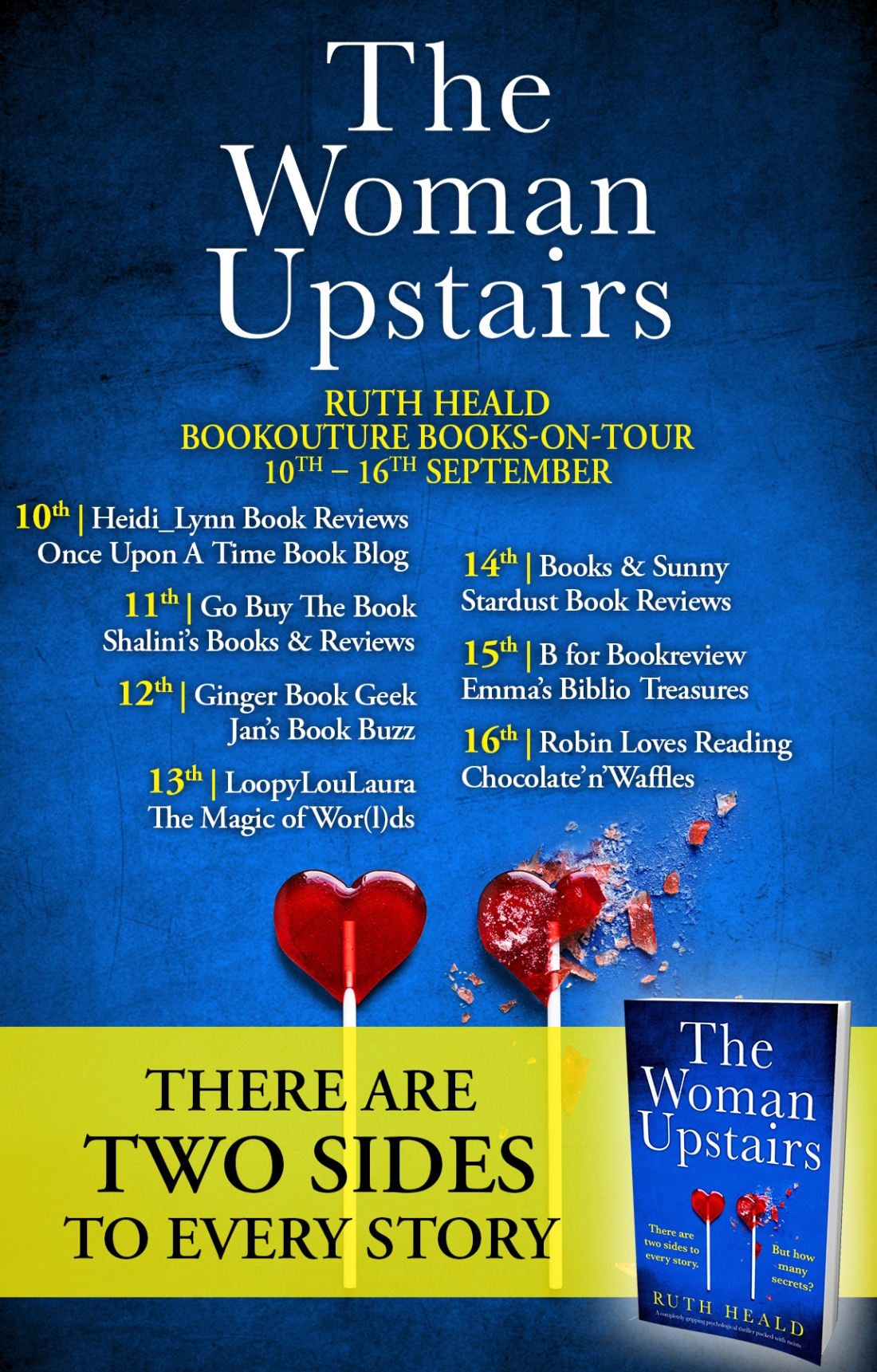 The Woman Upstairs - Blog Tour