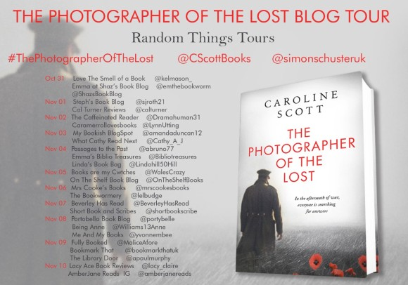 Photographer of the Lost 2 BT Poster