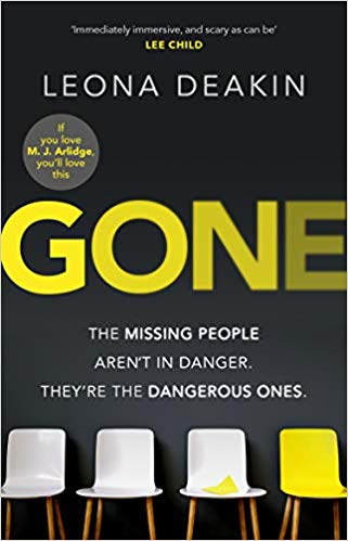 Gone PB Cover