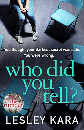 Who Did You Tell Cover .jpg
