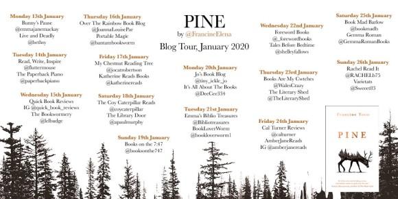 Pine BT Poster