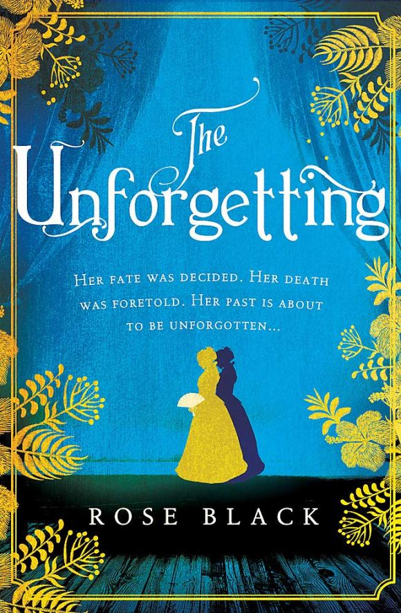 The Unforgetting Cover