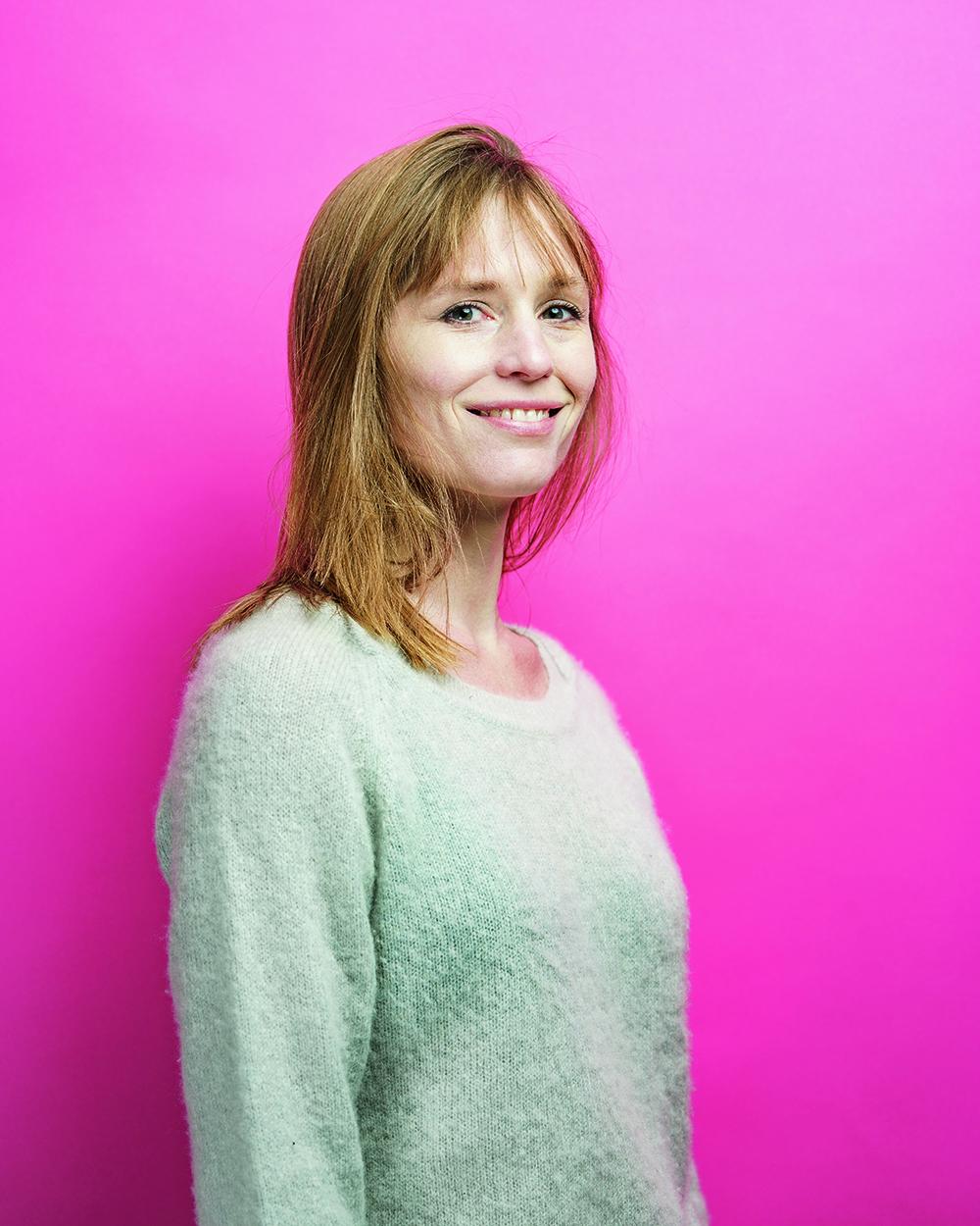 Adeline Dieudonne Author Pic