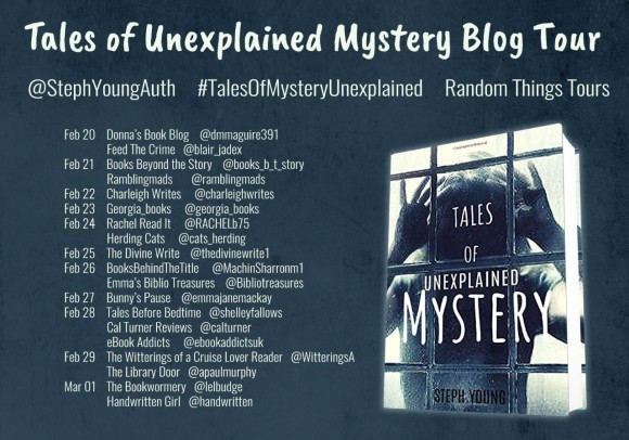 Tales of Unexplained Mystery BT Poster