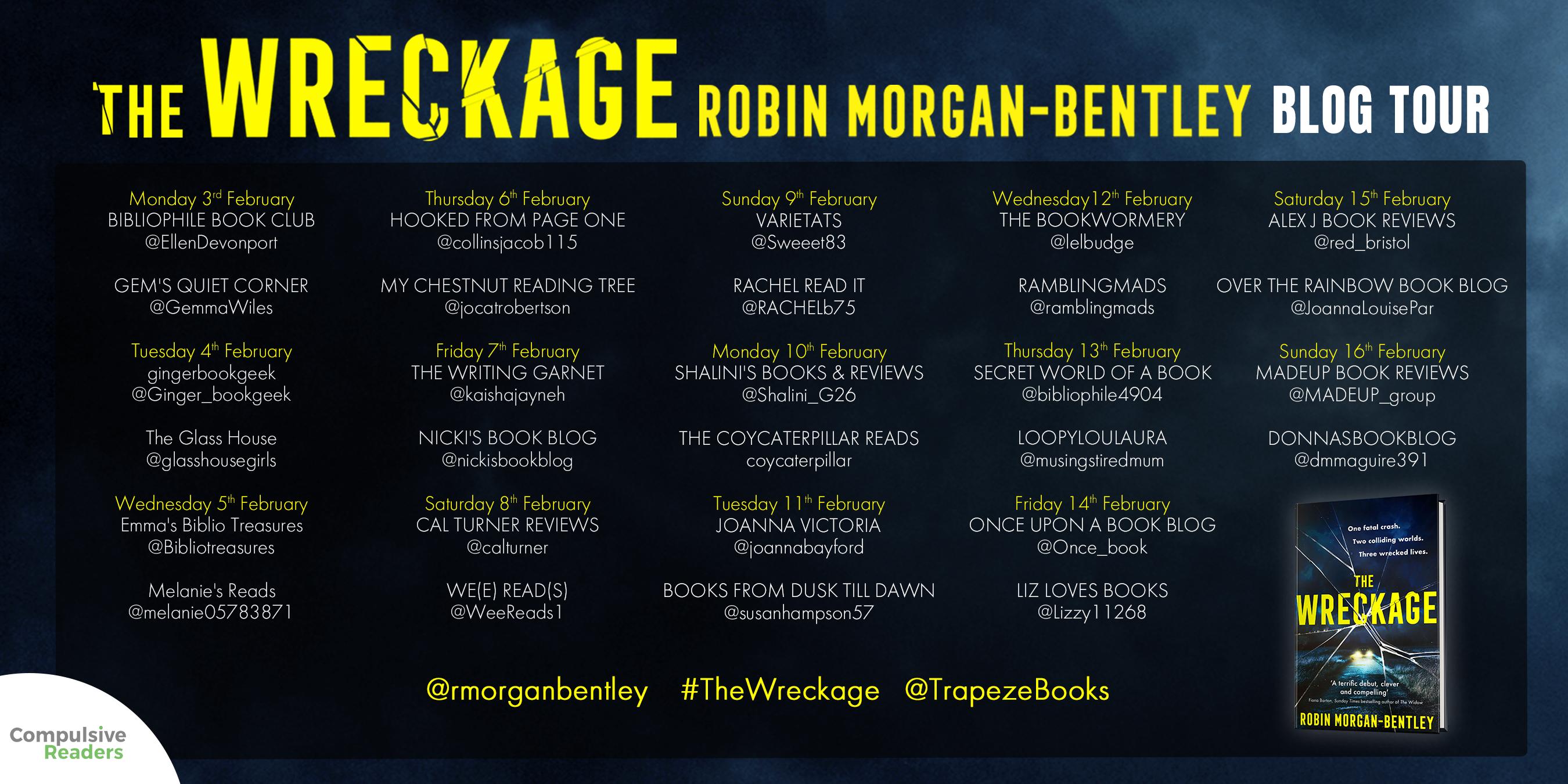 The Wreckage Blog Tour Asset (1)