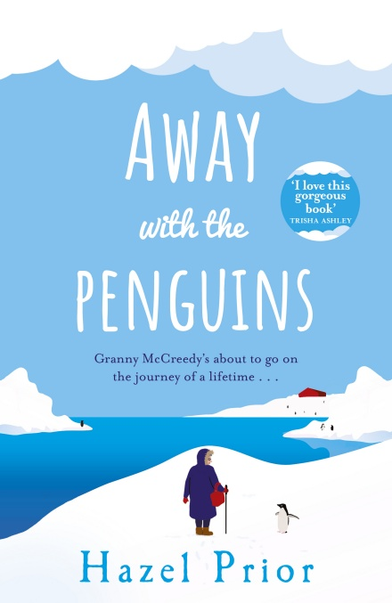 Away With The Penguins Cover