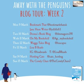 Away With the Penguins Week 2
