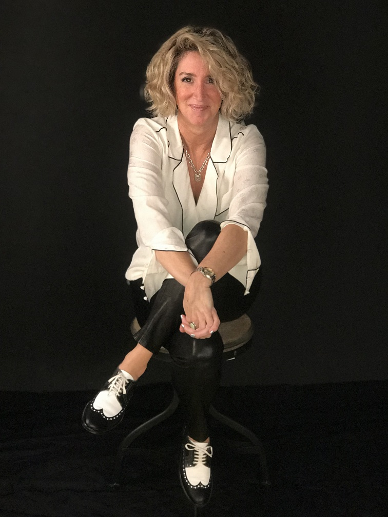 Gretchen Berg Author Pic