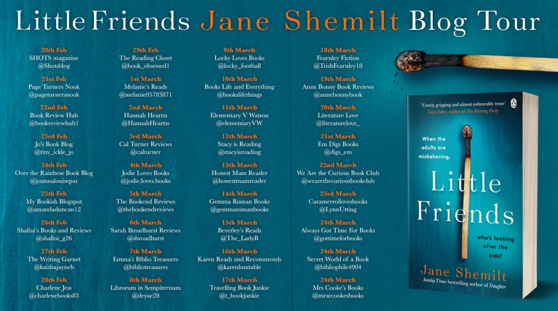 Little Friends Blog Tour