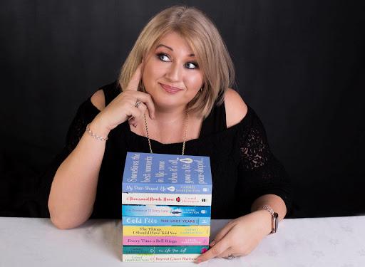 Carmel Author Pic