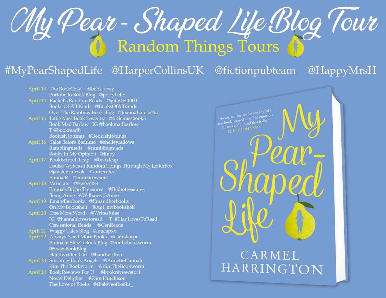FINAL My Pear Shaped Life BT Poster