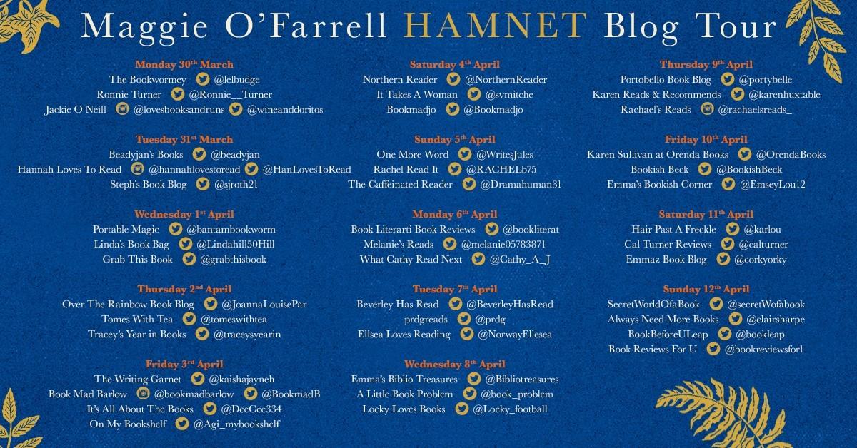 Hamnet BT Poster