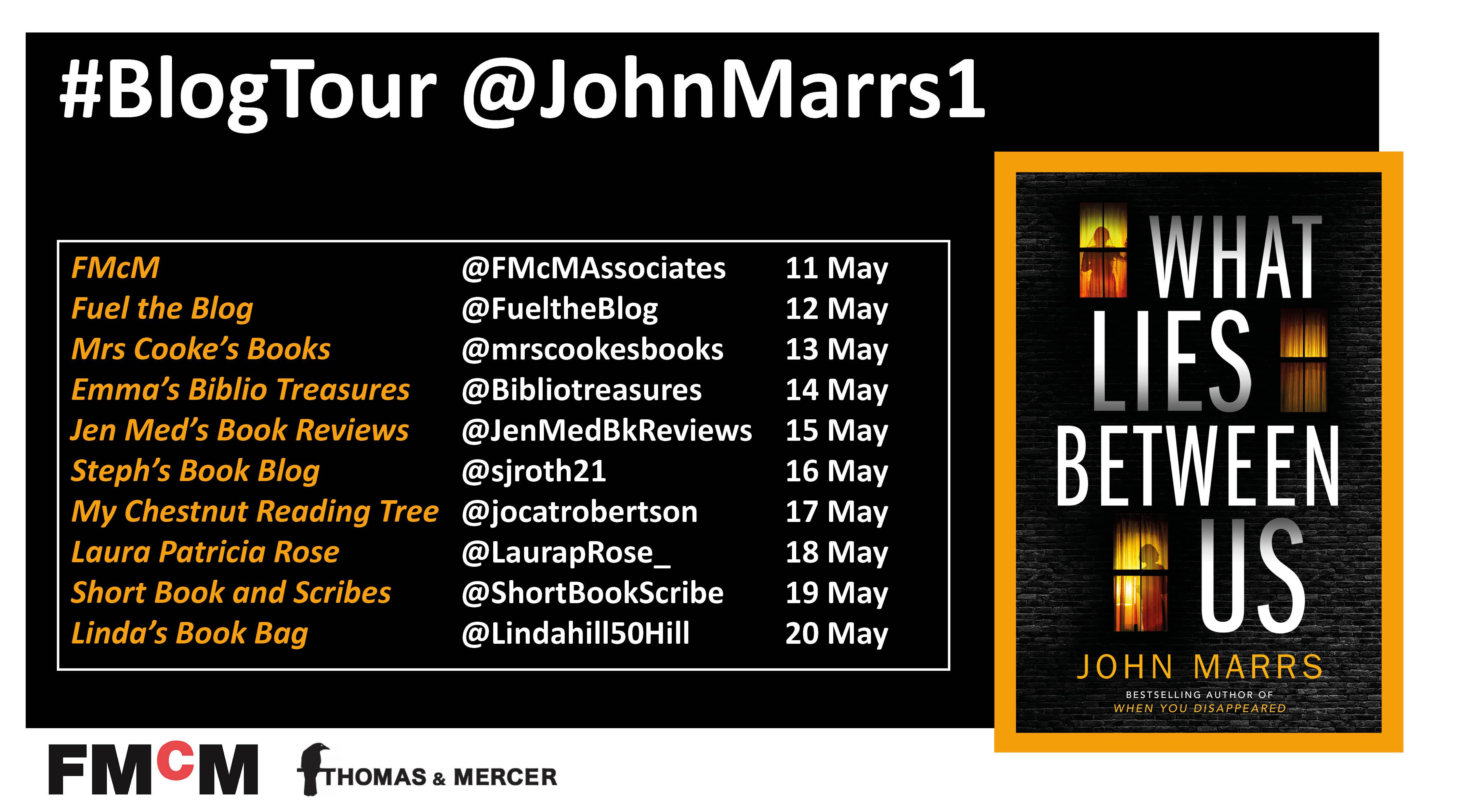 John Marrs Blog Tour Final