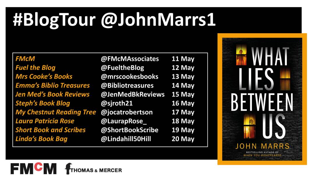 John Marrs Blog Tour Final