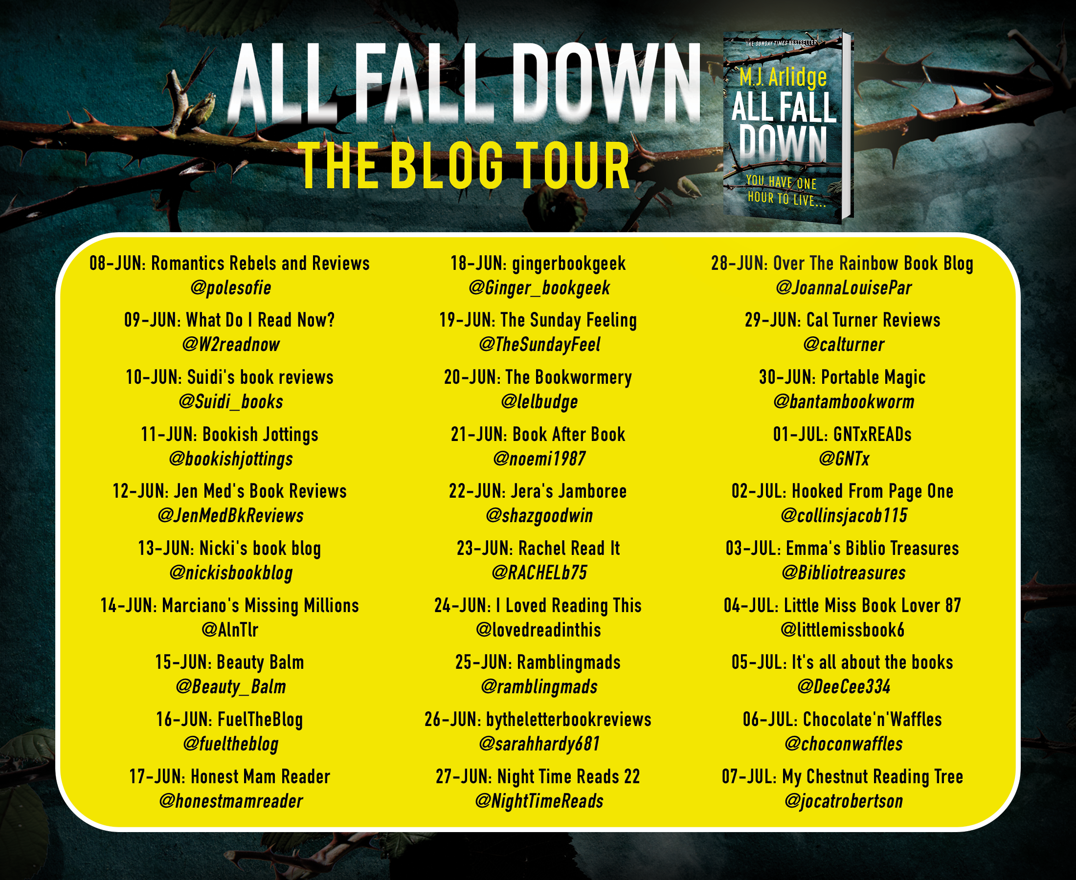 all fall down blog