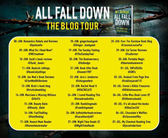all fall down blog