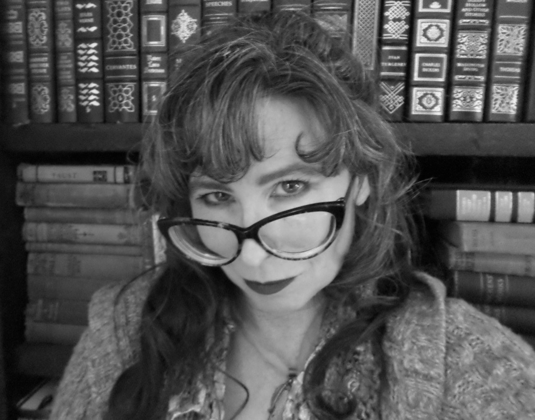 Cassondra Windwalker Author Photo (B&W)