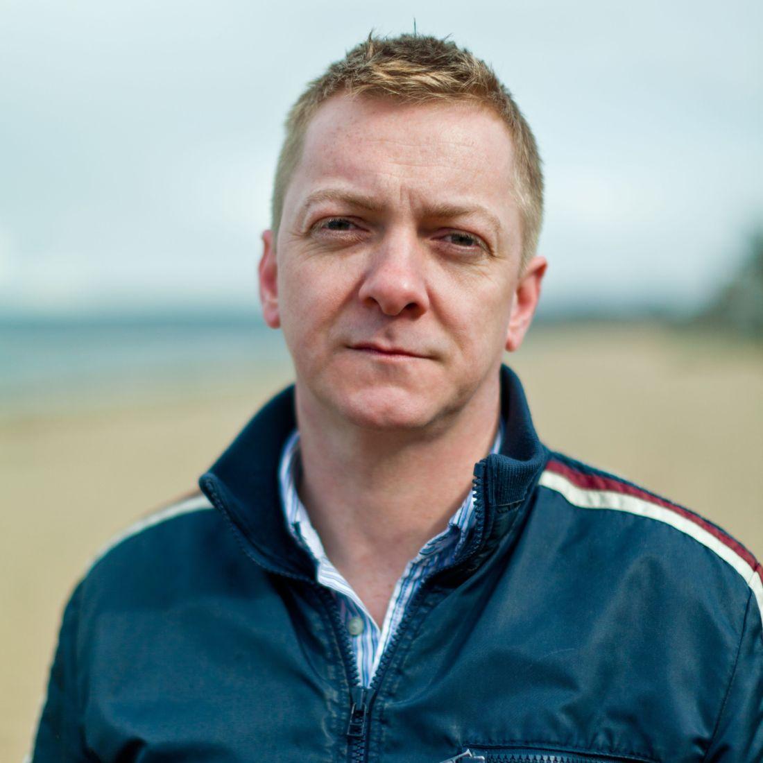 Doug Johnstone Author Pic