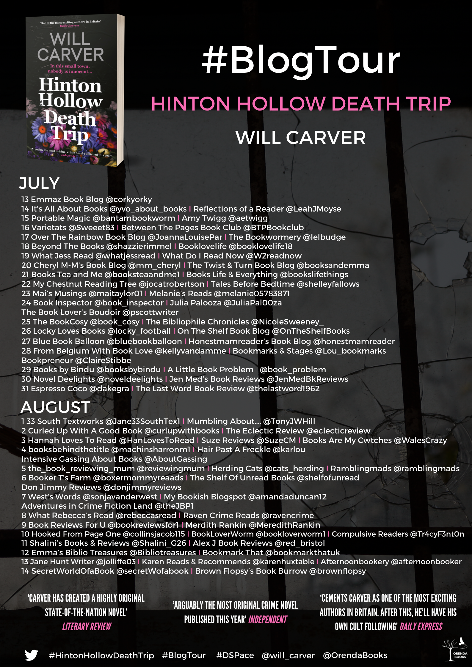 FINAL Hinton Hollow BT Poster