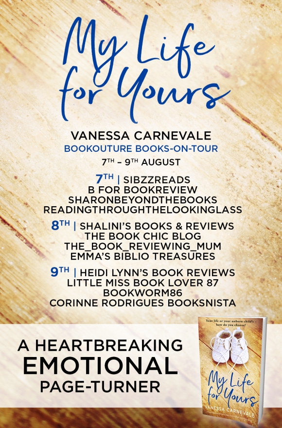My Life for Yours - Blog Tour