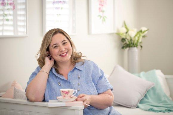 Vanessa author photo